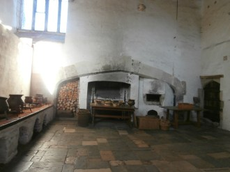 Henry VIII's kitchens at Hampton Court