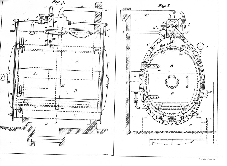 Patent Thresh Disinfector Ref 61 Beamish