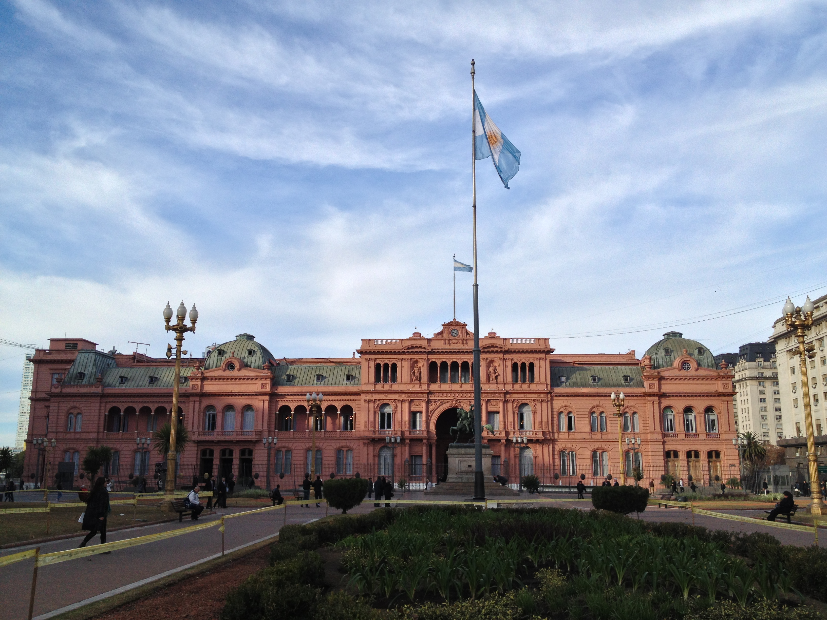 Casa Rosada La Serena Part 8 Buenos Aires Sightseeing Part 2 Of 2 Beam Me