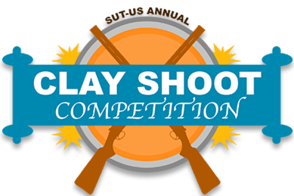 SUT-US Annual Clay Shoot Competition: Need two to three volunteers to help setup Be An Angel area, stay in area of raffle during the event and be at promotional table.
