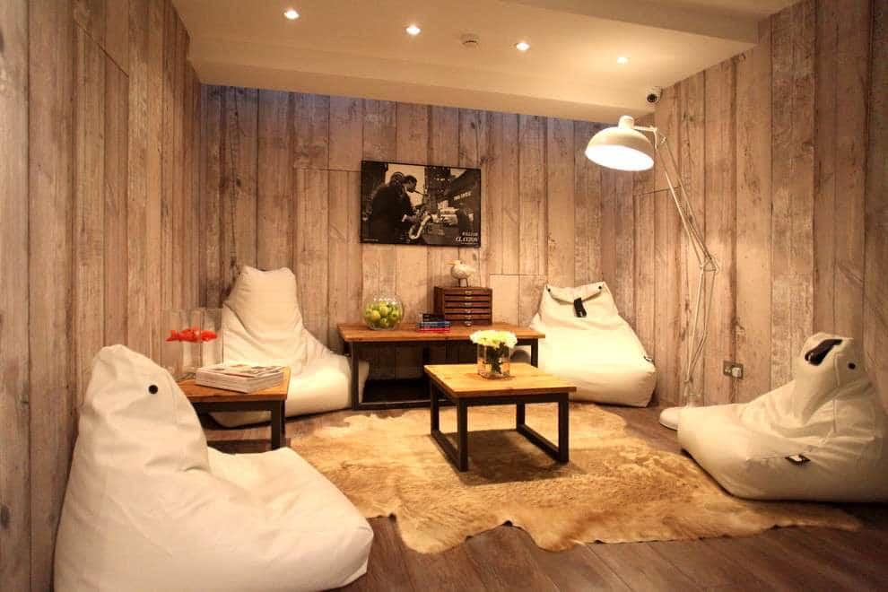 Ghế lười phòng khách đẹp thương hiệu Beanbag Home