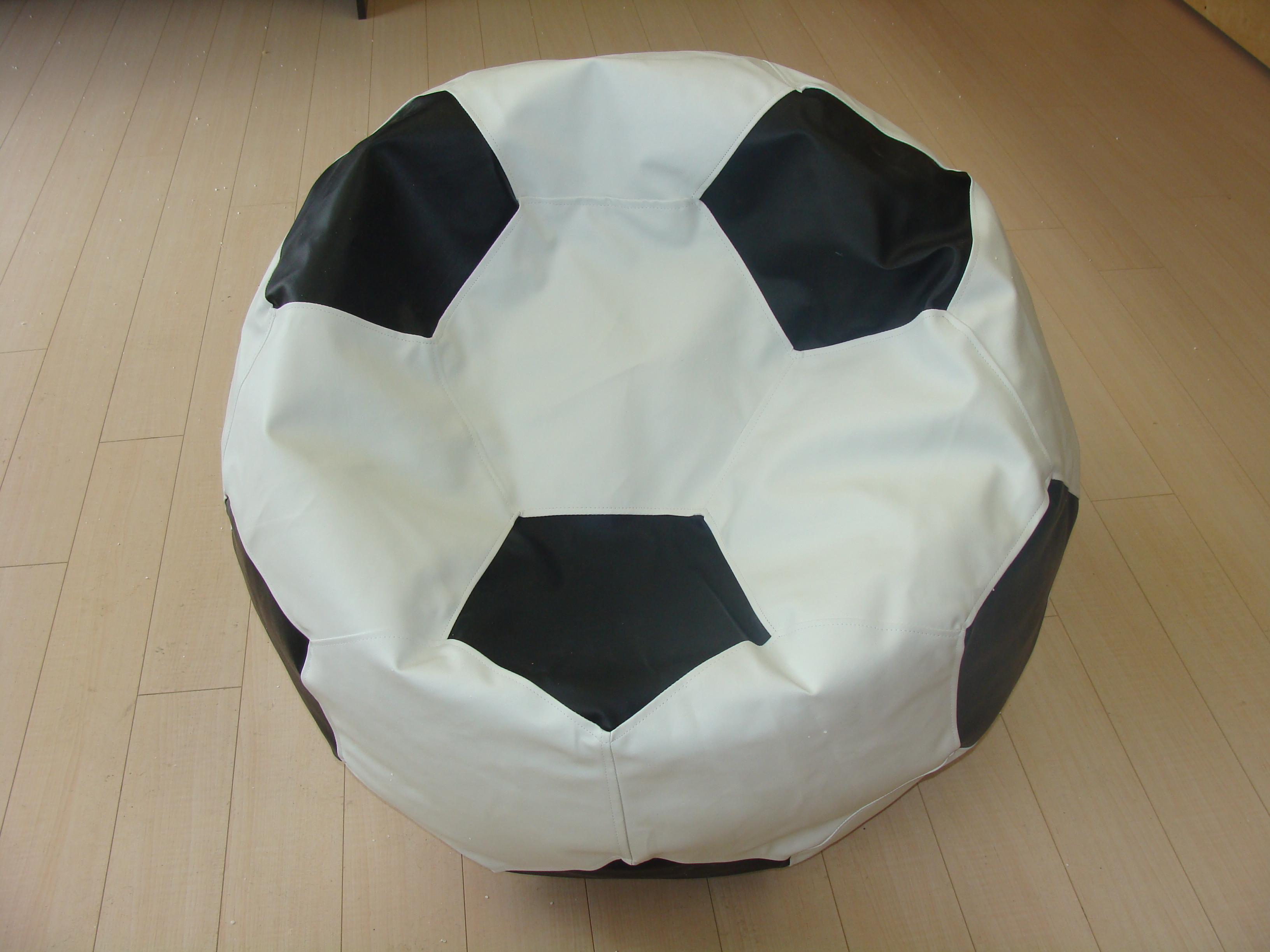 Soccer Ball bean bag chair exclusively from BeanBagZca