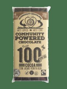 Clonakilty Chocolate - 100% Pure Cocoa