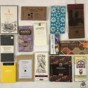 International Chocolate Awards & Academy of Chocolate Awards 2017