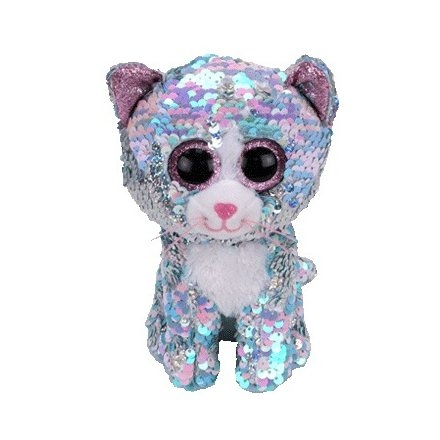 Whimsy the Cat Flippable Beanie Boo
