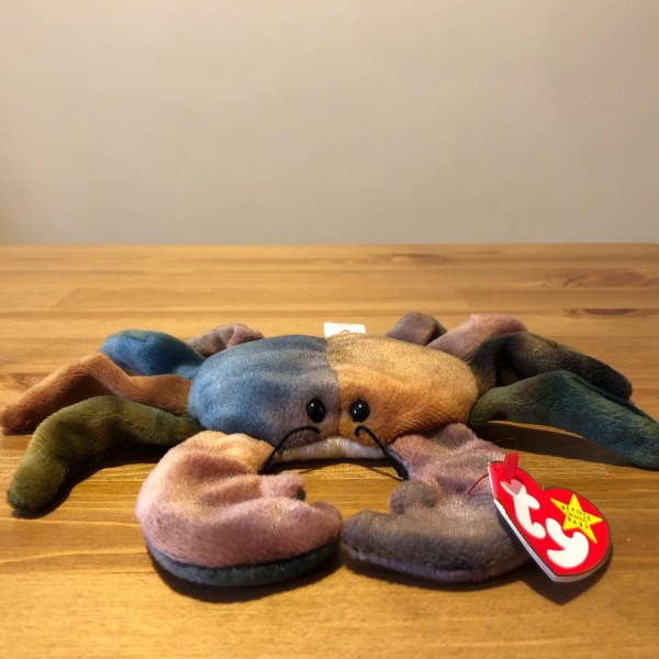 the truth about claude the crab beanie baby