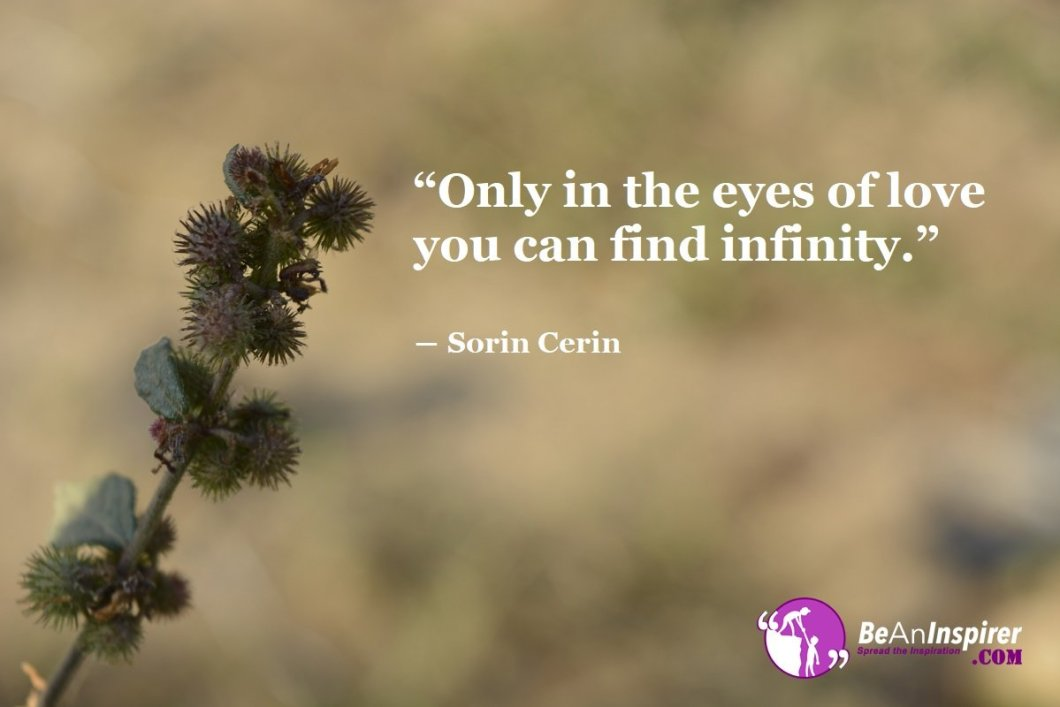 Only-in-the-eyes-of-love-you-can-find-infinity-Sorin-Cerin-Top-100-Love-Quotes-Be-An-Inspirer