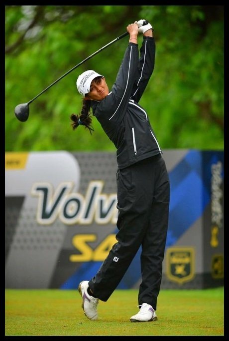 Indian-professional-golfer-Aditi-Ashok-First-Indian-Be-An-Inspirer