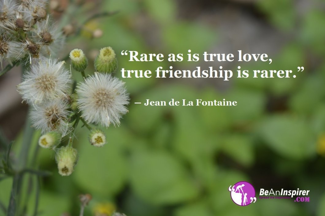 Rare-as-is-true-love-true-friendship-is-rarer-Jean-de-La-Fontaine-Top-100-Friendship-Quotes-Be-An-Inspirer