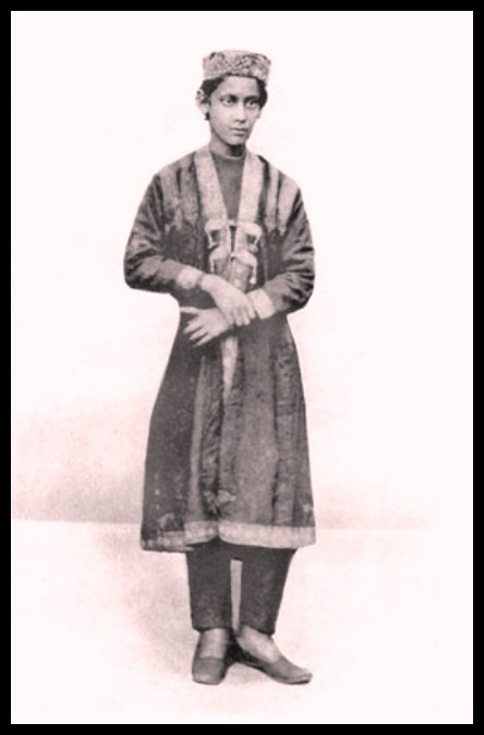 Rabindranath-Tagore-in-his-childhood-days-Be-An-Inspirer