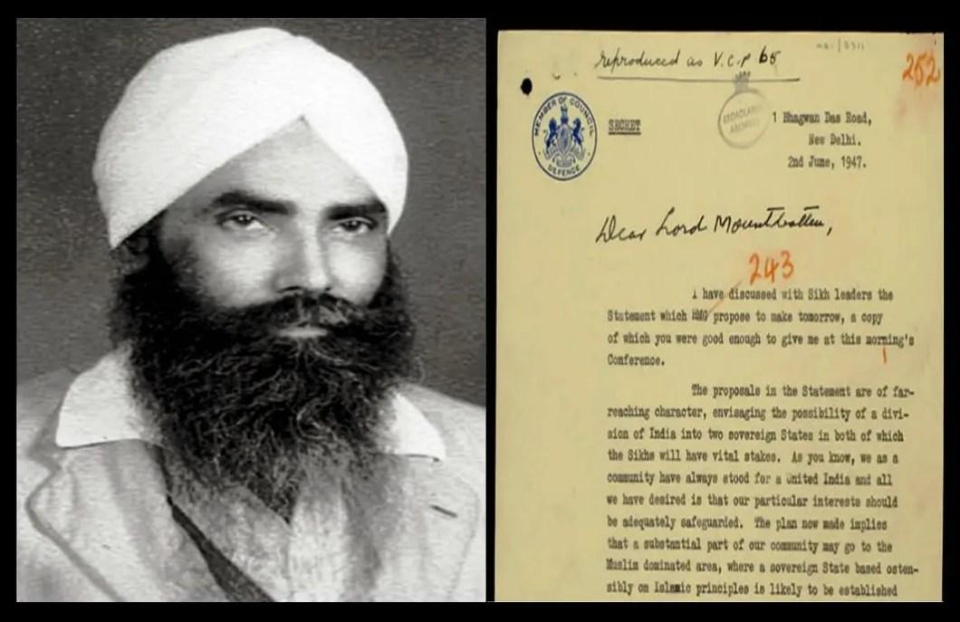 Sardar-Baldev-Singh-First-Indian-Be-An-Inspirer
