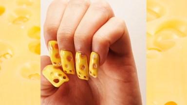 gross nail art