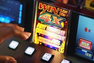 Alberta gambling revenues