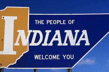 Indiana Senate Approves Gambling Bill