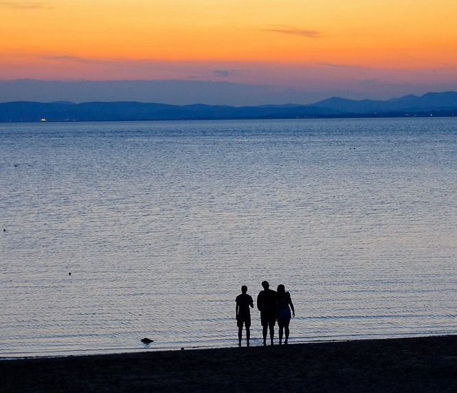 Morecambe Sunset, July 2014 ©beanphoto.co.uk