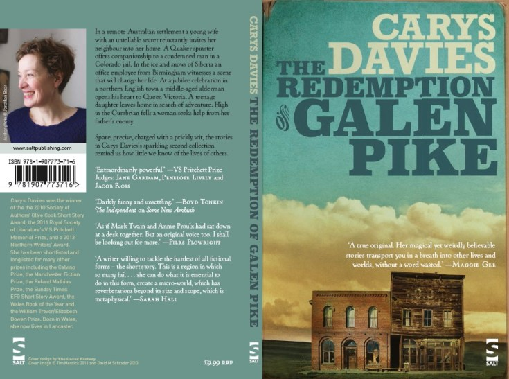 Carys Book Jacket