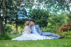 Tom & Barbara at Askham Hall