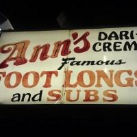 Ann's Dari-Creme