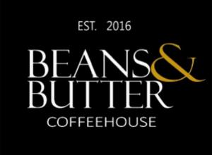 Beans Butter Coffeehouse Logo
