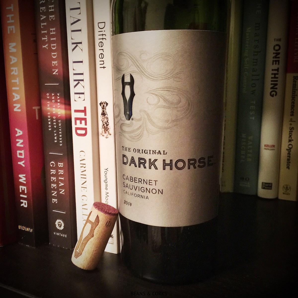 2014 Dark Horse Wines The Original Dark Horse Cabernet