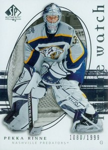 2005-06 SP Authentic #271 Pekka Rinne