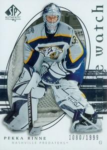 2005-06 SP Authentic #271 Pekka Rinne