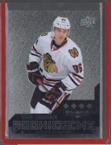 2014-15 Black Diamond #235 Teuvo Teravainen