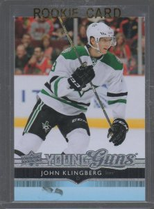 2014-15 Upper Deck #476 John Klingberg