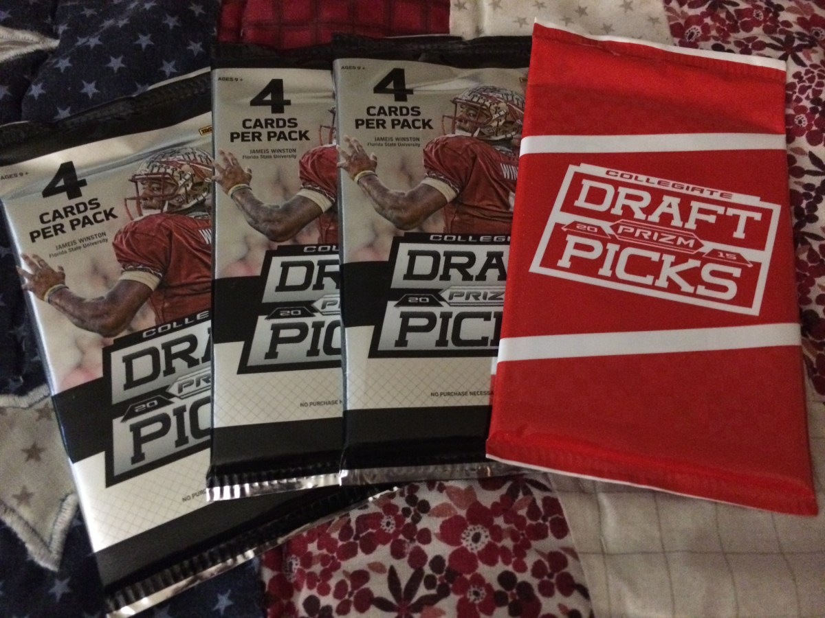 Pack Break: 2015 Prizm Draft Picks Hanger pack