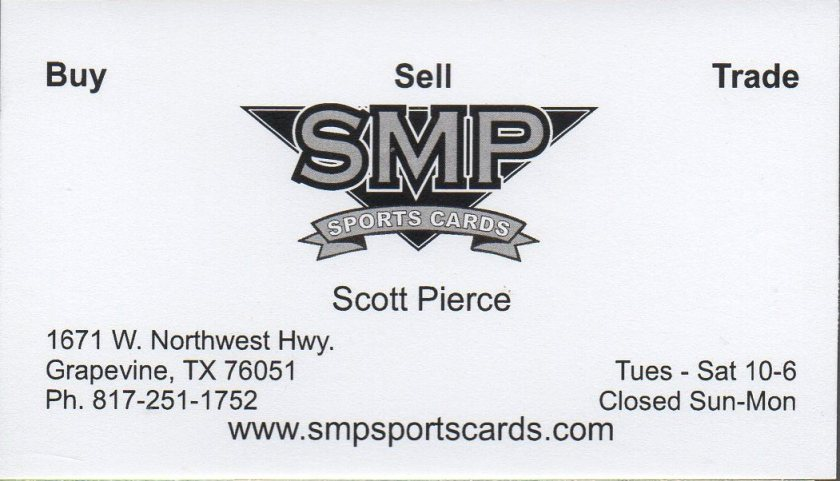 Dallas Area Sports Cards Shops Beans Ballcard Blog