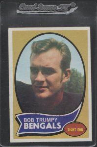 1970 Topps #110 Bob Trumpy RC