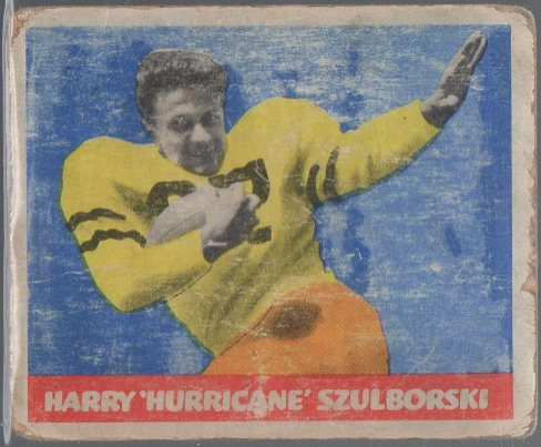 1948 Leaf #41A Harry Szulborski - Orange Pants