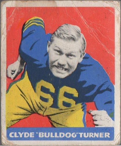 1948 Leaf #3 Bulldog Turner