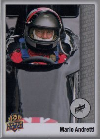 Mario Andretti 2014 Upper Deck 20th Anniversary #46