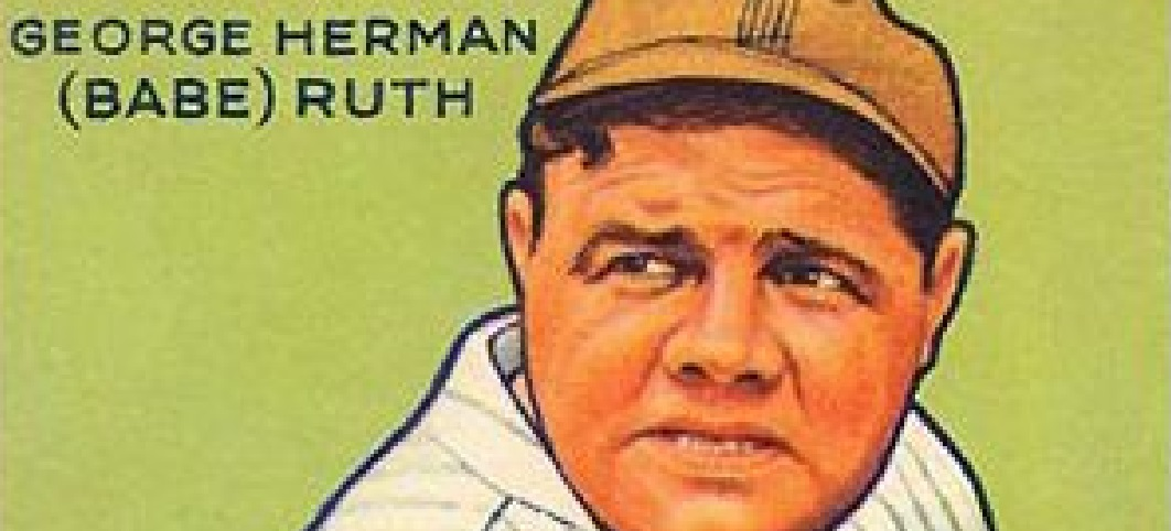 Rare 1933 Goudey Babe Ruth PSA 9 to be Offered in Goldin's Summer Auction