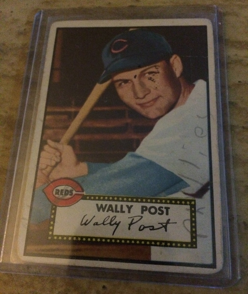What $5 got me at Sunday's Card Show