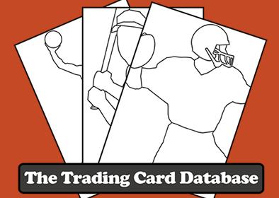 Trading Card Database