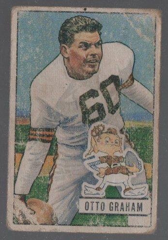 1951 Bowman #2 Otto Graham