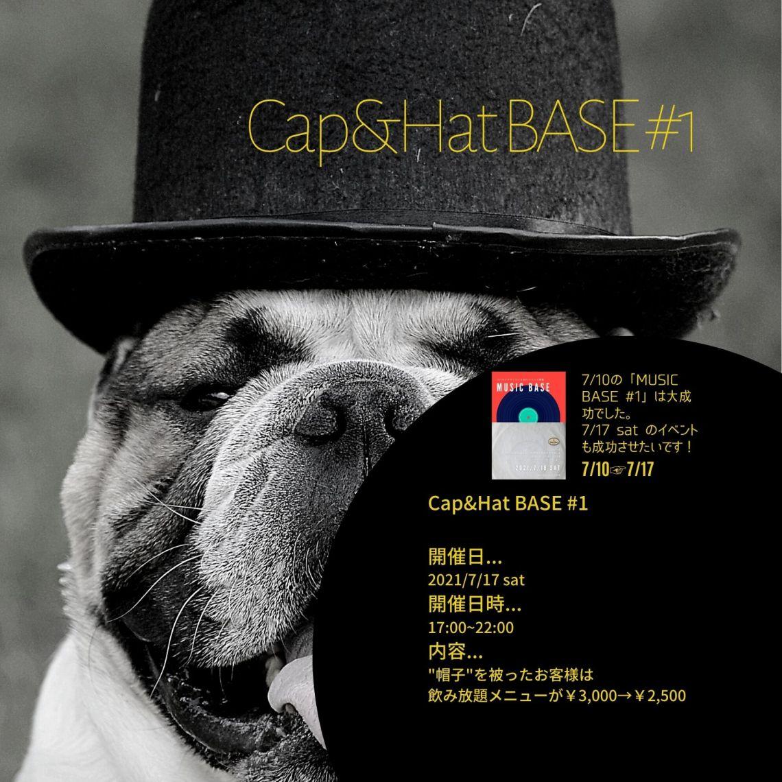 CapHatBASE#1