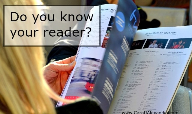 Do You Know Your Reader? | Be a Pro Writer