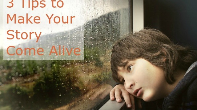Are Your Stories Alive?