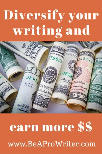 How to Earn More Money with Your Writing | Be a Pro Writer