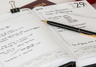 3 New Year Planning Tips for Freelance Writers