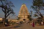 Hindu temple.
