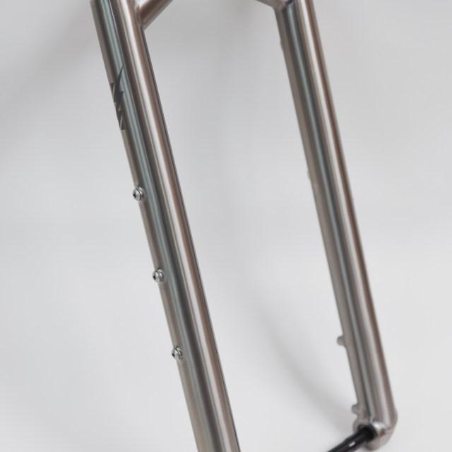Titanium Fat Bike Fork 150