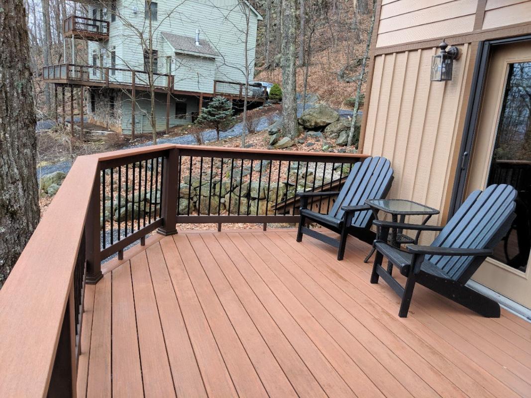TimberTech Deck Renovation - Custom Project