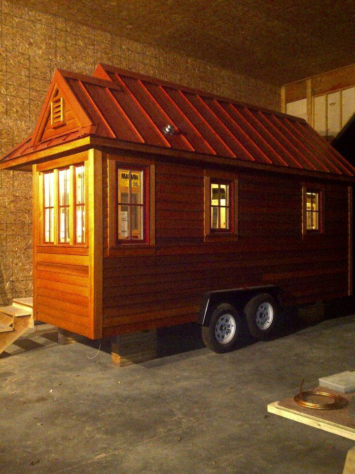 Tiny Houses  Bear Creek Carpentry  Woodgate NY