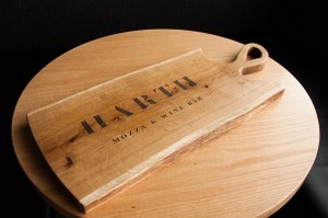 Custom Charcuterie Board for Harth Mozza and Wine Bar