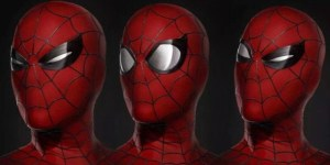 Spider-Man: Homecoming Suit Expressions