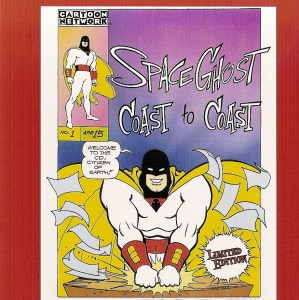 Sharrock Space Ghost Coast to Coast